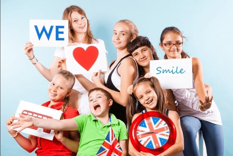 клуб английского языка в москве для детей